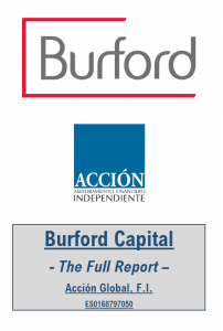 Burford Capital - The Full Report - Acción Global - Portada